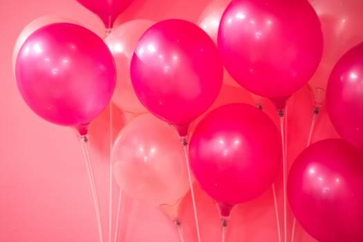 Oxygen Balloon Birthday Free Photo
