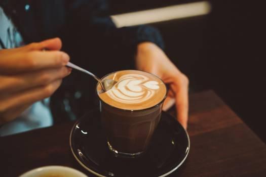 Espresso Coffee Beverage Free Photo