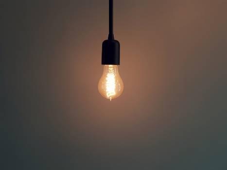 Turned on Pendant Lamp #32177