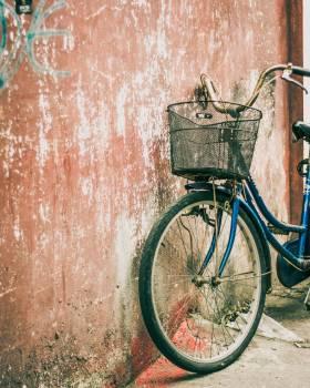 Bicycle Bike Seat Free Photo