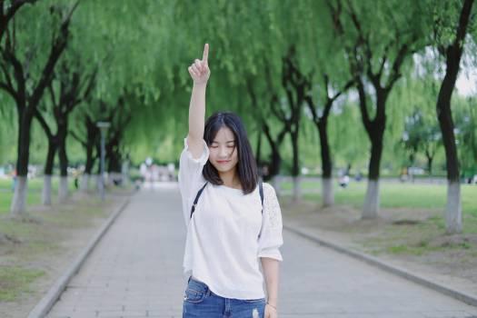 Person Tourist Happy Free Photo