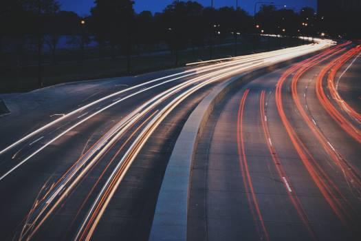 City cars road traffic #32387
