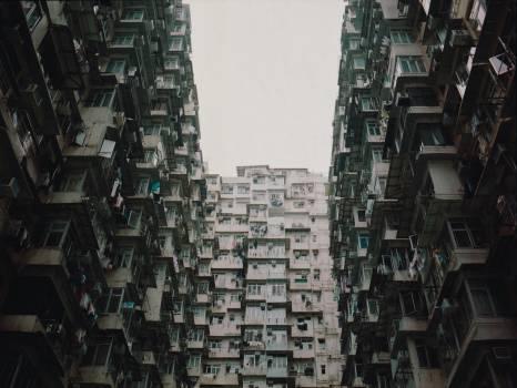 Skyscraper City Architecture #324643