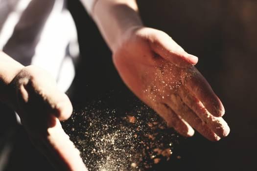 Close up kitchen cooking making Free Photo