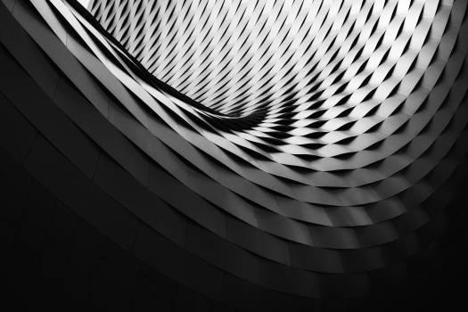Black and white architecture #32521