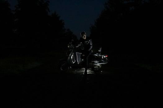 Bicycle Wheeled vehicle Silhouette Free Photo