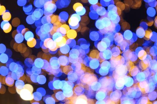 Light pattern abstract blur #32569