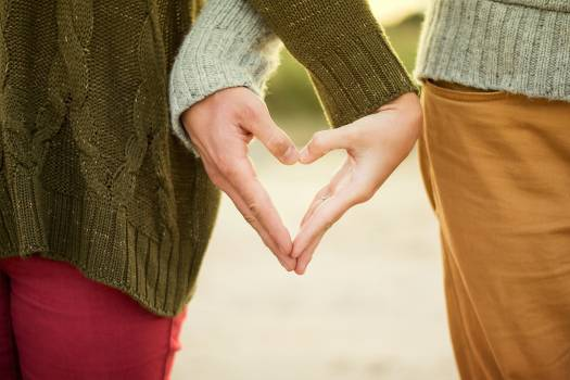 Couple hands love people #32581