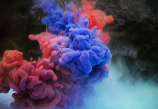 Multicolored Smoke #326432