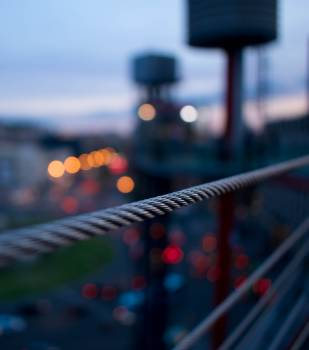 Selective Focus Photography of Grey Wire Free Photo