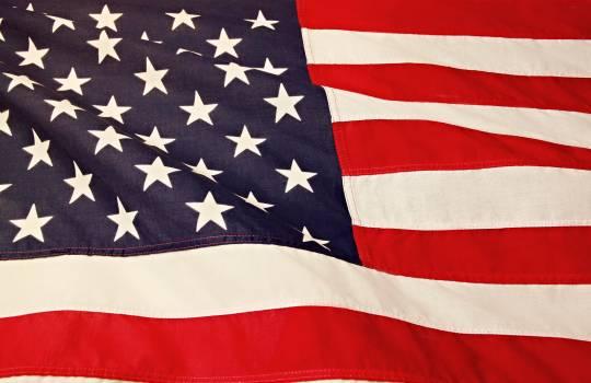 Flag Of America Free Photo