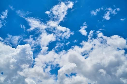 Cloudy Sky Free Photo