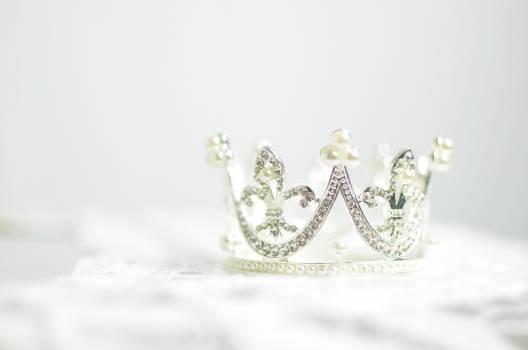 Silver Crown Free Photo