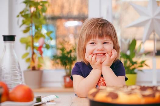 Photo of Toddler Smiling #327810