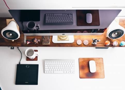 Apple desk designer display #32796