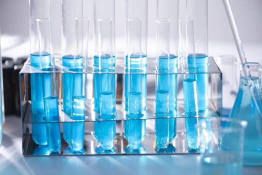 Laboratory Test Tubes #328096