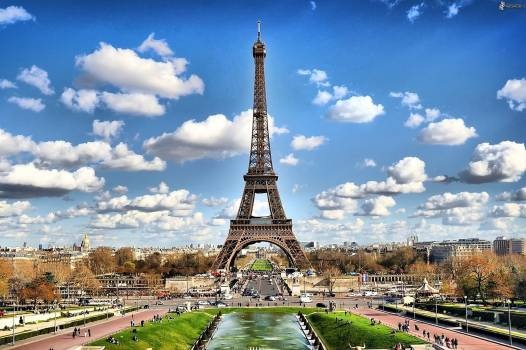 Picture of Eiffel Tower #328470