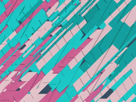 Tri-Color Background #328684