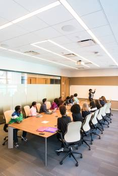 People Having Meeting Inside Conference Room Free Photo