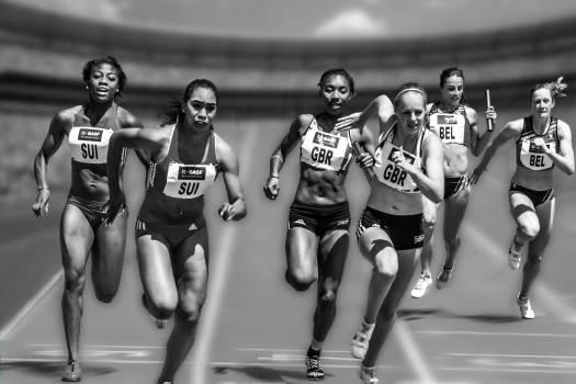 People Running during Daytime #32908