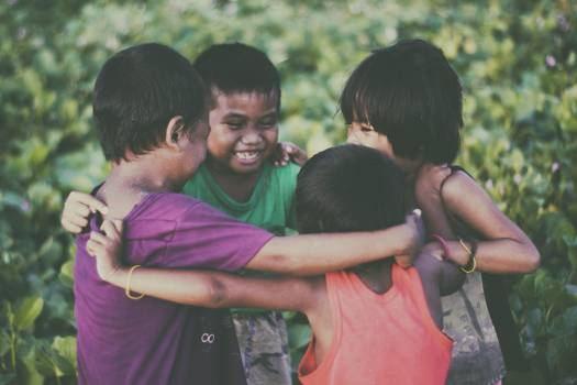 Four Toddler Forms Circle Photo #329167