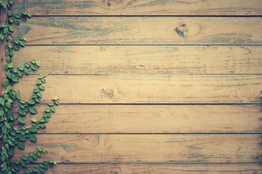Wood leaves timber wood planks #33007