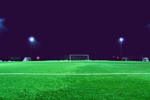 Green Football Field #331890