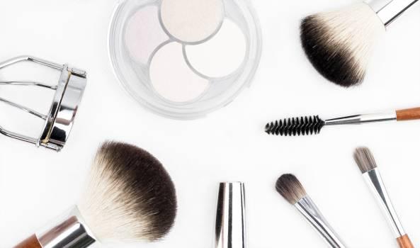 Make Up Equipments Free Photo