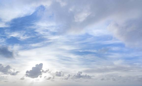 Cloudy Sky #332500