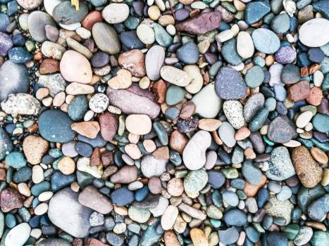Assorted Colored Rocks #332623