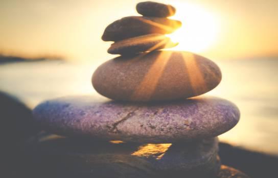 Balancing Rock Formation #334423