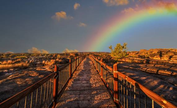 Rainbow Free Photo