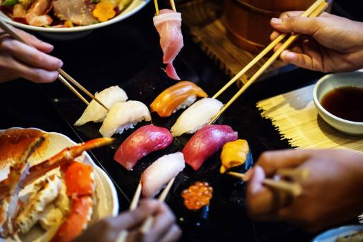 Assorted Food Free Photo