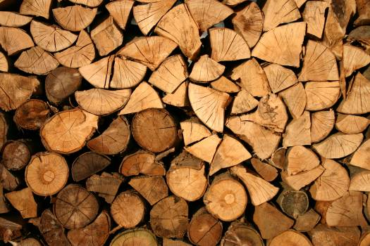 Brown Firewood #33526