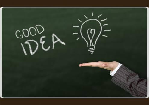Good Idea Text #336047