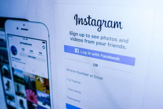 Instagram Application Screengrab #336553