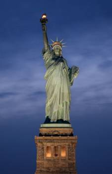 Statue of Liberty Free Photo