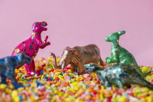 Dinosaur Toy Free Photo