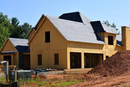 Brown and Gray Wooden 2-storey House Near Tree Free Photo