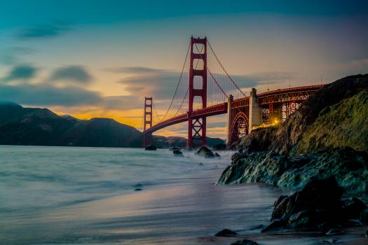San Francisco Bridge Photo #338849