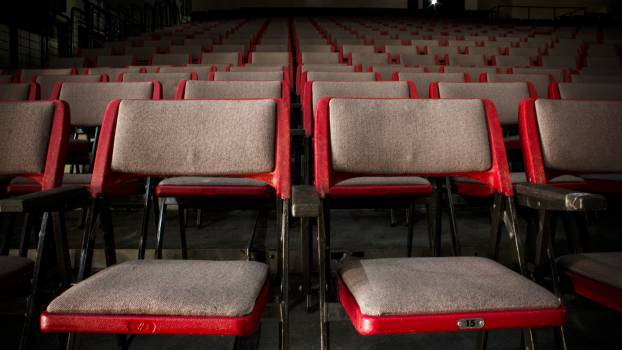 Empty Theater Seats #340136
