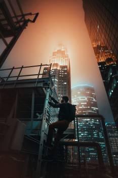 Black High-rise Building #340212