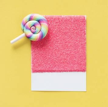 Multicolored Lollipop Free Photo