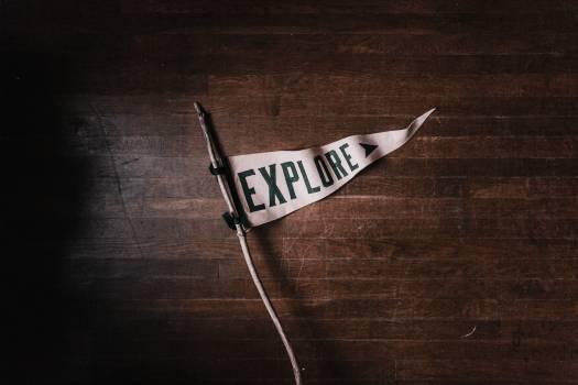 White Flag Free Photo