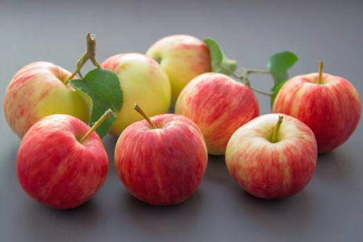 Close-up Photography of Apples Free Photo