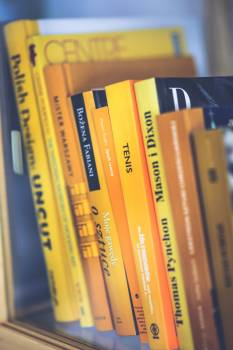 Only yellow books #341417
