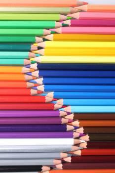 Assorted-color Pencils #341755