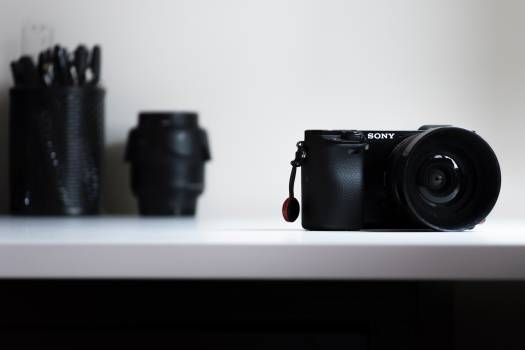 Lens Camera Equipment Free Photo