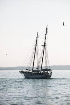Schooner Vessel Sailing vessel #342643