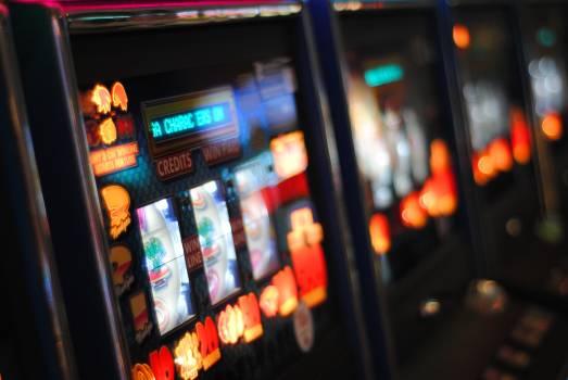 Slot Slot machine Machine #342839